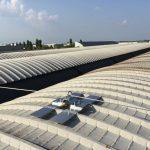 Linea Staffa Clavus interm Insediamento produttivo Noventa di Piave VE