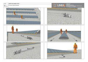Viste 3D su capannone industriale Imola BO